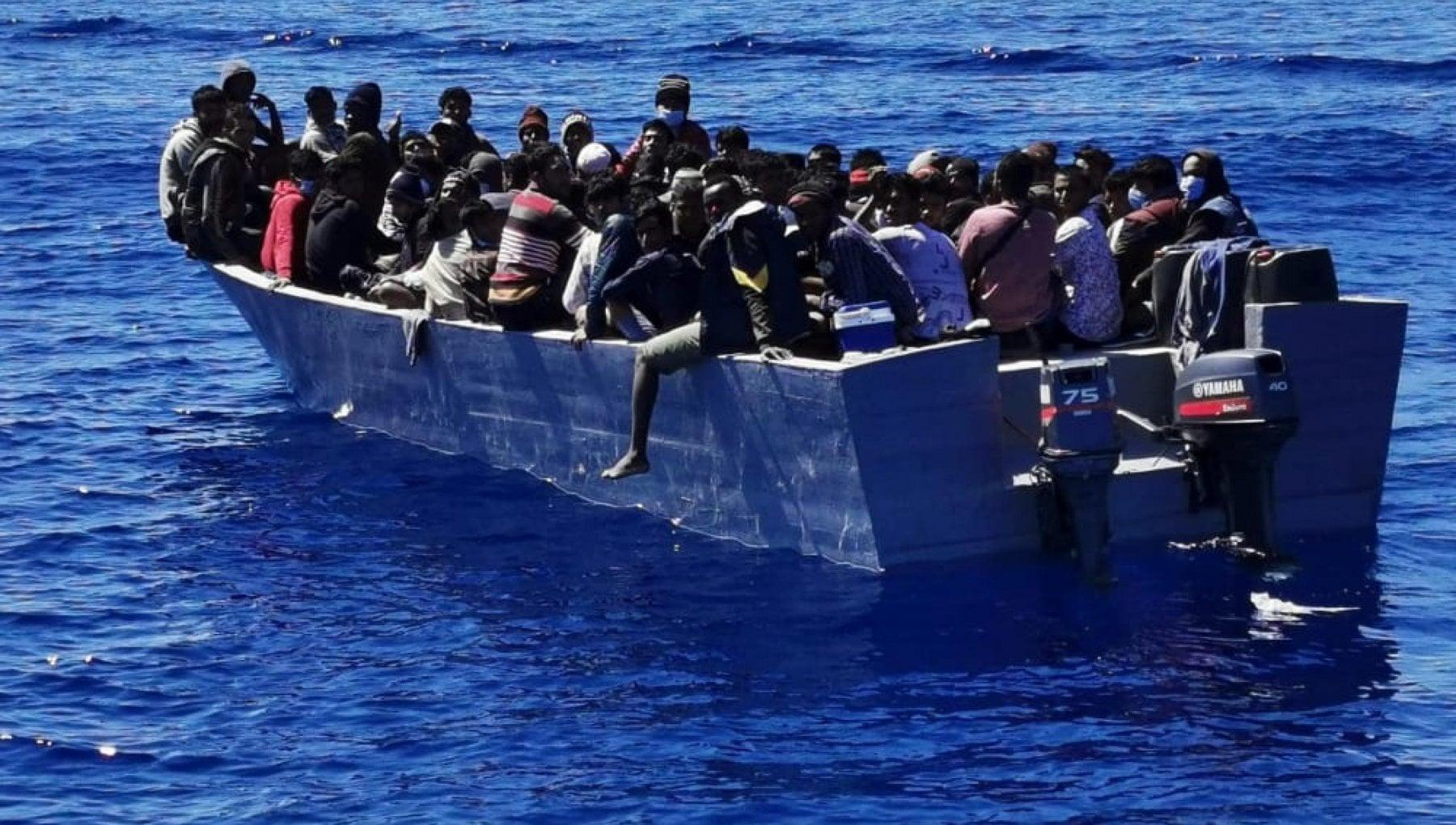Covid ou pas, l'invasion de Lampedusa, et de l'Europe, continue…