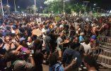 Manifestation en Martinique contre la dictature sanitaire