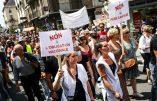 L'hôpital de Montélimar en grève contre le passe sanitaire liberticide
