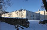 La jeune abbaye de Novy Dvur sous la neige, quelques semaines avant Noël ! ©  Abbaye de Nový Dvůr
