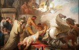 Vendredi 13 août – De la férie – Saints Hippolyte et Cassien, Martyrs – Sainte Radegonde, Reine et Veuve