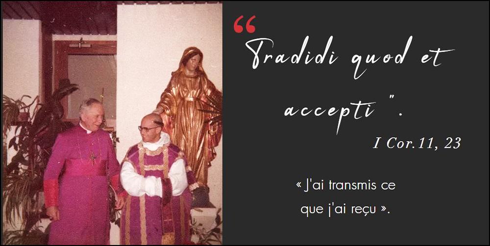 """Communiqué de Mgr Thomas d'Aquin sur le Motu Proprio Traditionis Custodes : """"un chemin déjà emprunté"""""""