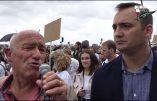 Manifestation pour la Liberté à Bordeaux : un intéressant interview de Christophe, manifestant du jour