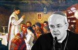 """""""Traditionis custodes"""" : Mgr Schneider répond aux questions de Diane Montagna de The Remnant"""