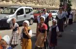 La procession du 15 août 2021 en Avignon (reportage vidéo)
