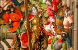 Mardi 14 septembre – L'Exaltation de la Sainte Croix