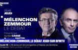 Quand Mélenchon, Cambadélis et Balkany fêtaient l'anniversaire d'Eric Zemmour