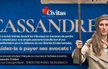 Appel à soutenir Cassandre Fristot