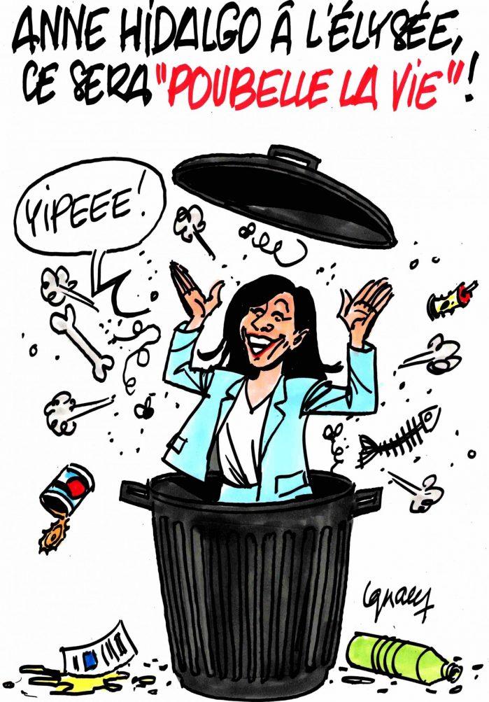 Ignace - Hidalgo candidate à la présidentielle