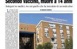 Un procureur inculpe trois médecins après la mort d'un ado de 14 ans à la suite de sa «vaccination» anti-Covid