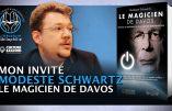 Modeste Schwartz nous parle du Magicien de Davos