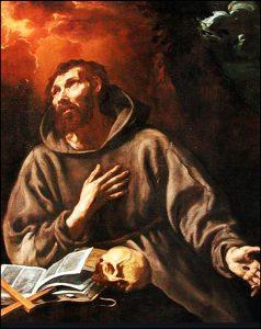 Lundi 4 octobre – Saint François, Confesseur, Fondateur des Trois Ordres Franciscains