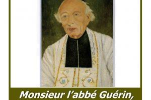 11 octobre 2021 à Paris – Conférence d'Anne Bernet sur l'abbé Guérin, curé de Pontmain